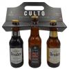 3 Pack de Cervezas Artesanales de Sabores