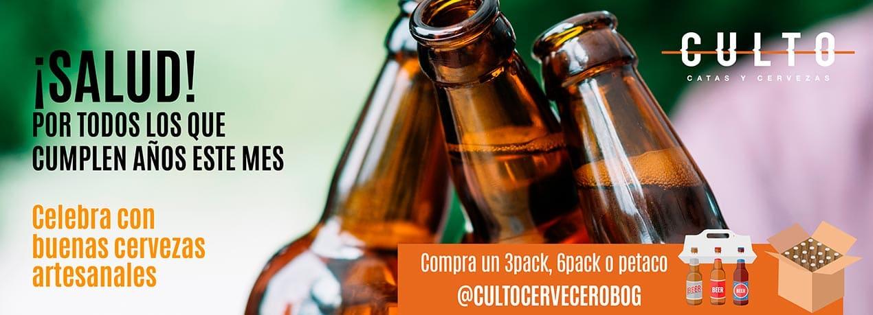 cervezas artesanales colombianas